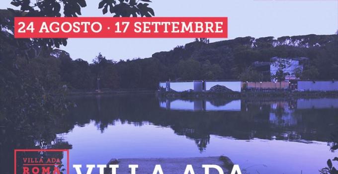 Ultima settimana con la musica e il teatro d'autore targati Villa Ada Roma Incontra il Mondo